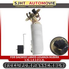 Fuel Pump Assembly for Daewoo Lanos Leganza Nubira 1996-2003 1.5L 1.6L 2.0L 2.2L