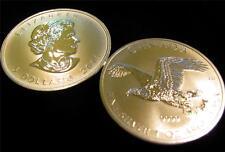 2014 Birds Of Prey Bald Eagle One Troy ounce .9999 Fine Silver $5 Canada