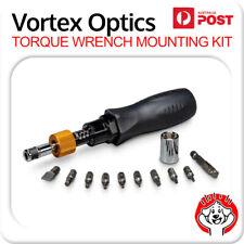 Vortex Torque Wrench Mounting Kit (Scopes, Optics, Fine Machining)