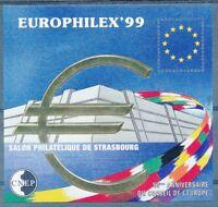 TIMBRE DE FRANCE - Bloc CNEP N° 29 ** Salon philatélique Strasbourg Europhilex99