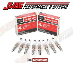 Genuine OEM Ford Motorcraft Updated Spark Plug Set F150 5.4L 3 Valve* V8 SP-546