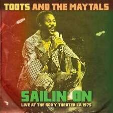 CD de musique live reggae sur album