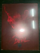 I SAW THE DEVIL STEELBOOK WITH PET FULL SLIP LENTICULAR LIMITED BLU-RAY DVD 1484