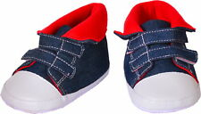 LIVING PUPPETS W472 - Schuhe blau/rot