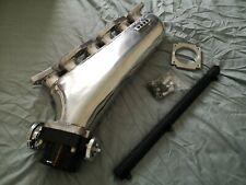 1JZ-GTE Non-VVTI Huge Polished Inlet Manifold, 90mm Throttle Body & Fuel Rail