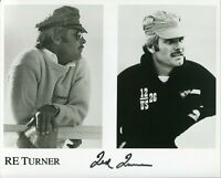 Ted Turner Atlanta Braves CNN Owner Billionaire Signed Autograph Photo