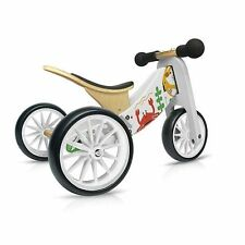 Kinderfeets 2 in 1 Tiny Tot Trike and Balance Bike- Makii