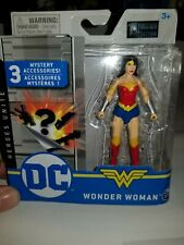 "Spin Master Dc Heroes Unite 4"" Action Figure 1st Edition - Wonder Woman"