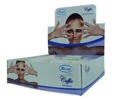 Roial Disposable Shower Caps for Bathing, Elastic, Waterproof 100 pcs