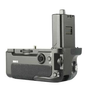UK Stock Meike MK-A7R IV Pro Vertical Battery Grip for Sony a7RIV a7IV a9II Cam
