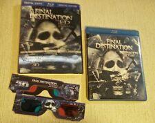 The Final Destination (Blu-ray Disc, 2D/3D , 2-Disc Lenticular Slip w/3D Glasses