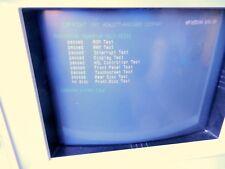 Hewlett Packard 16500a &16500B Logic Analysis System