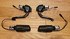 Shimano Dura Ace Di2 St-7971 Sw-7971 10 Speed Bar End Shifters Brake Levers