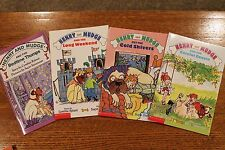 New 4 Guided Reading Henry & Mudge Books cousin cold shivers weekend bedtime