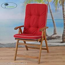 gartenm bel auflagen sets f r hochlehner g nstig kaufen ebay. Black Bedroom Furniture Sets. Home Design Ideas