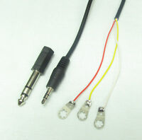 MFJ-5166 Iambic Paddle to Keyer Cable