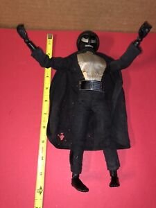 "Vintage Ideal Star Team Knight of Darkness 12"" Figure 1977"