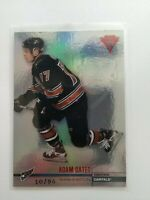 2001-02 Titanium Hobby Red Hockey Card #144 Adam Oates /94