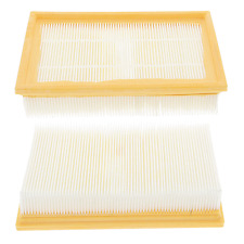 2 x Pleated Filters for Karcher NT 45/1 NT 35/1 NT 25/1 NT 55/1 Vacuum Cleaners