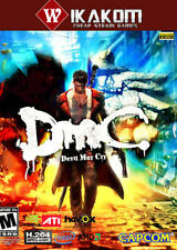 DmC: Devil May Cry Steam Digital NO DISC/BOX **Fast Delivery!**