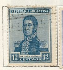 Argentine Republic 1916 Early Issue Fine Used 12c. 095951