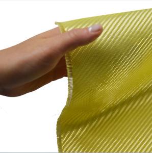 Tessuto tecnico in fibra araldica chiamato Kevlar giubbotti antitaglio 240g/mq