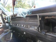 1967 pontiac bonneville all full size  steering column with wheel as automatic