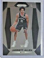 Jarrett Allen rookie 2017-18 Panini Prizm #154 - Brooklyn Nets