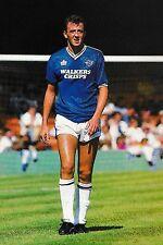 Foto de fútbol > Gary McAllister Leicester City 1987-88