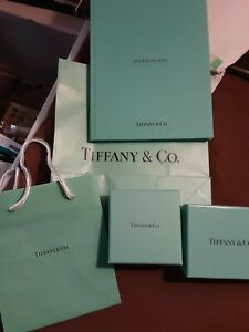 Tiffany Bags, Boxes, and a Tiffany Book (Believe in Love)