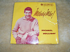 Michael Holliday Melody Mike EP The Story Of My Life/Stairway Of Love/I'll Alway