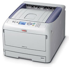 NEW Okidata C831TS CMYK LED Transfer Laster Printer 2 Year On Site Warranty
