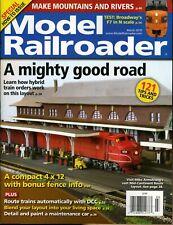 Model Railroader Magazine March 2019 Learn how hybrid train orders work