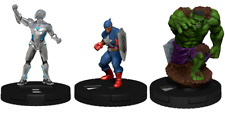 Heroclix Captain America and the Avengers Booster Case (2 ct.) + Token Pack