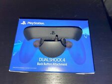 DualShock 4 Back Button Attachment - PlayStation 4. Just opened, rarely used!
