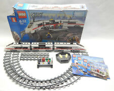LEGO CITY 7897 Eisenbahn Passagierzug Train - unkomplett / incomplete