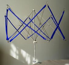 New Hand operated wool/yarn swift umbrella winder
