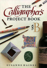 USED (GD) The Calligrapher's Project Book by Susanne Haines