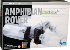 Amphibian Rover by 4M, Fun Mechanics Kit, Green Science, Recycle, Christmas Gift
