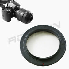 49 MM 49mm MACRO reverse adapter for Olympus Four Thirds mount 4/3 E-3 5 10 300