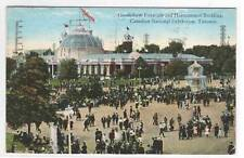 Canadian National Exhibition Toronto Canada postcard