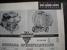 clinton parts list,clinton av-3100-1000,illustrated antique clinton engine