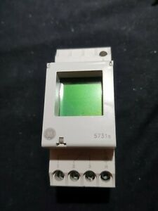 GE GENERAL ELECTRIC TIME/SWITCH 5731s 7 DAY TIMER 230V