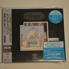 LED ZEPPELIN - THE SONG REMAINS THE SAME - 2007 JAPAN 2CD FOLD-OUT DIGIPACK