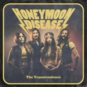 HONEYMOON DISEASE - THE TRANSCENDENCE - CD  DIGIPAK - VERY GOOD CONDITION
