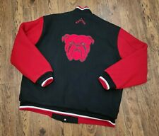 Red Dog Beer Embroidered Wool Letterman Varsity Jacket Sz XL 1994 Brand Launch