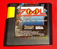 ZOOL Sega Mega Drive Versione PAL ○ SOLO CARTUCCIA - E3