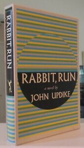 FEL John Updike Rabbit, Run The FIRST EDITION LIBRARY FACSIMILE NF/NF