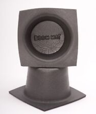 "Boom Mat Sound System Speakers Vibration Deadening Baffles 6.5"" Round DEI 050330"