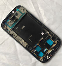 Silver LCD Housing Bezel Front Cover Frame Replace For Samsung Galaxy S3 i9300
